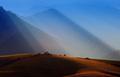 Pyramída svetla