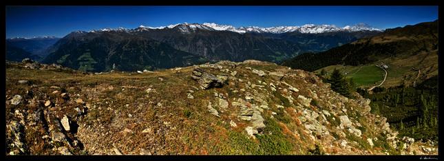 Tirolske Alpy