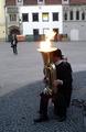 Ohnivý hudobník