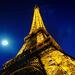 Nočná Eiffelovka