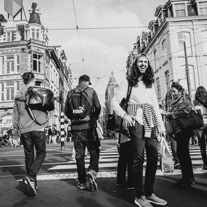 V uliciach Amsterdamu