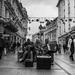 Hudobníci v uliciach Belehradu