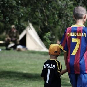 Barca & Real friendship