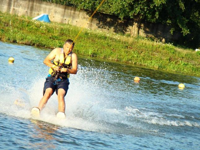 Vodné lyžovanie