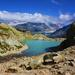 jazero Lac Blanc