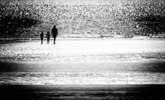 Prechádzka po pláži ...