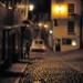Hluk  nocnej ulice.