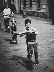 Ulicami Bratislavy.