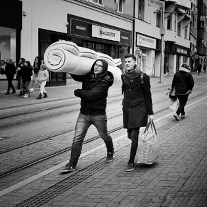 Ulicami Bratislavy..6