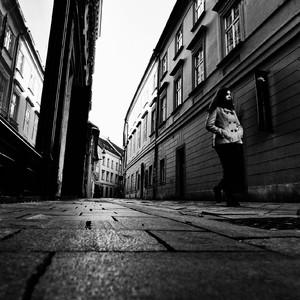 Prechádzky mestom.