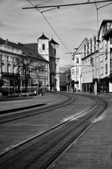 Ulicami Prešporku.