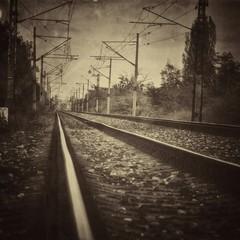 Cesta pre železného tátoša . ret