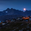 Noc pod severským nebom