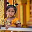 Malá hinduistka
