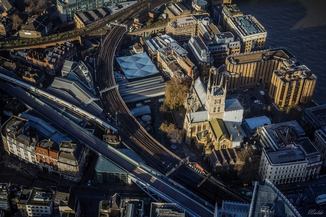 London from the Air 2