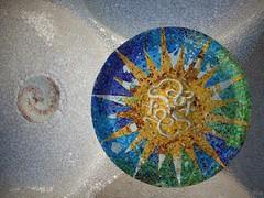 Gaudího mozaika I.