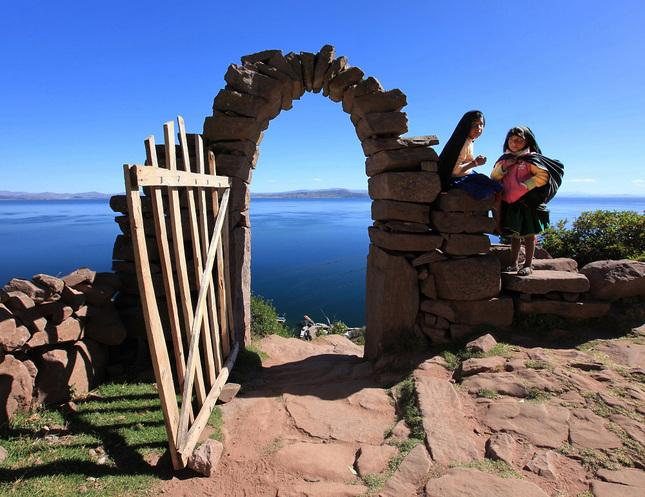 Brána k Titikake
