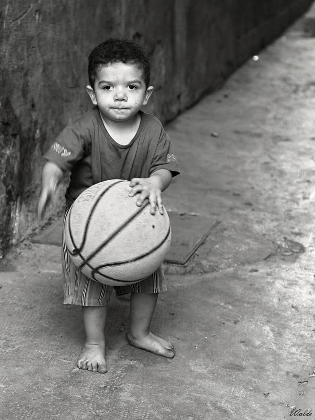 Malý basketbalista