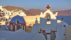 Santorini vo farbe II