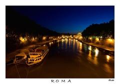 Večerný Rím