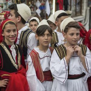 Folklórny festival IV