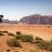 Wadi Rum  na pešo