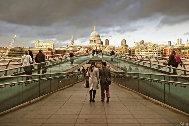 Millenium Bridge II
