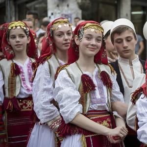 Folklórny festival II