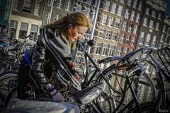 Amsterdamská momentka