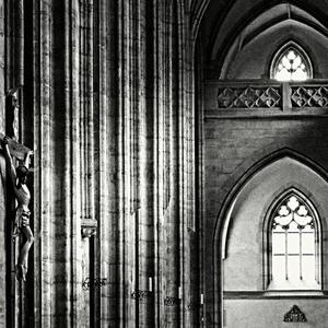 V útrobách katedrály