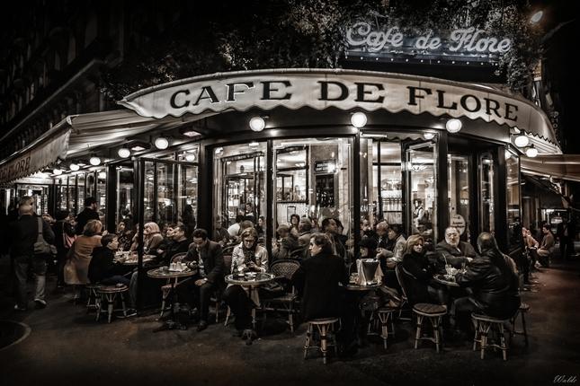 Príbehy parížskych kaviarní IV.