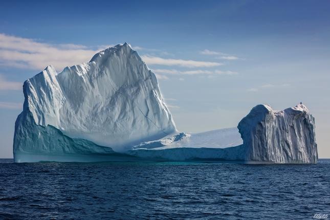 Grónske icebergy I