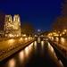 Soir a la Seine
