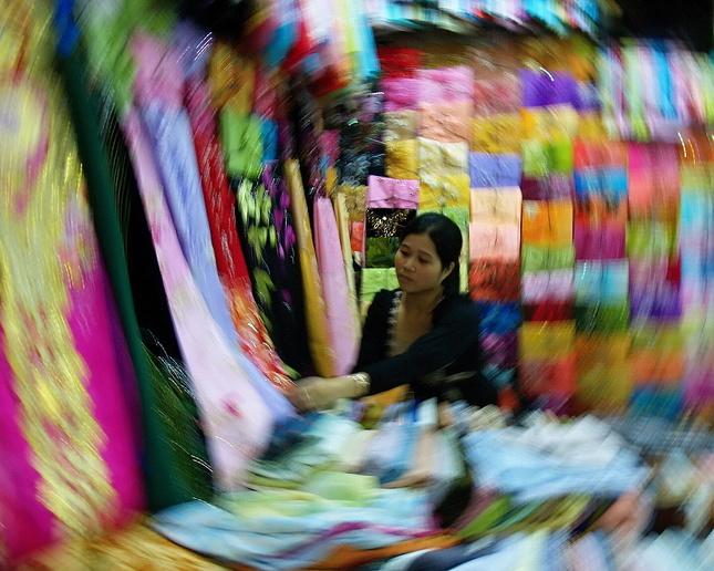Saigonské trhy