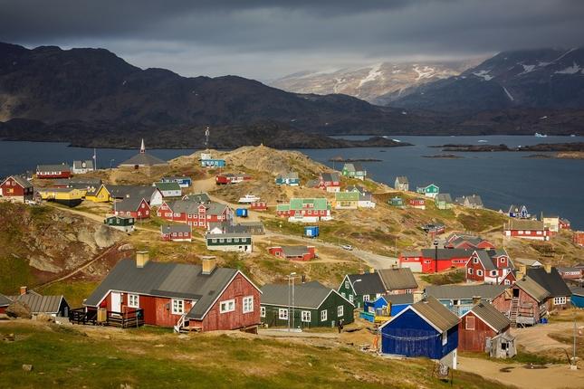 Spomienka na Grónsko