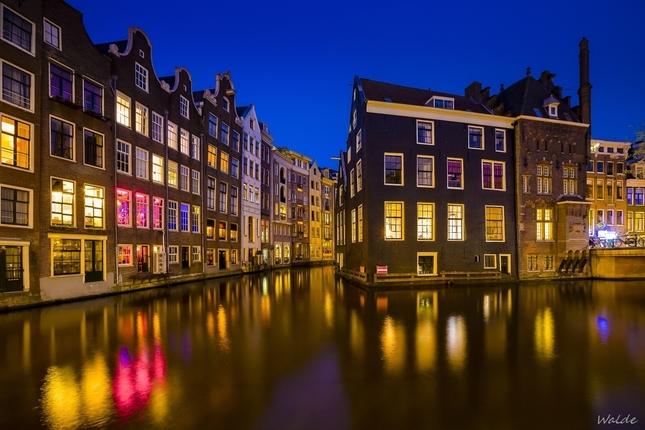 Amsterdamské reflexie III