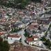 Mesto Berat viac priblížené