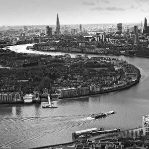 Londýn zhora