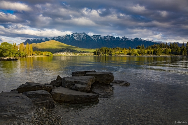 Novozélandská krajina I