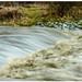 rozburena rieka