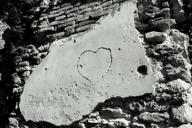 srdce z kameňa