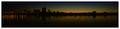 Wien - UNO City sunrise