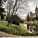 Bojnice castle Panorama 5 color