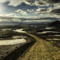 Islandska cesta -  Kerlingarfjöll