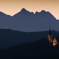 Mariánska hora s Tatrami