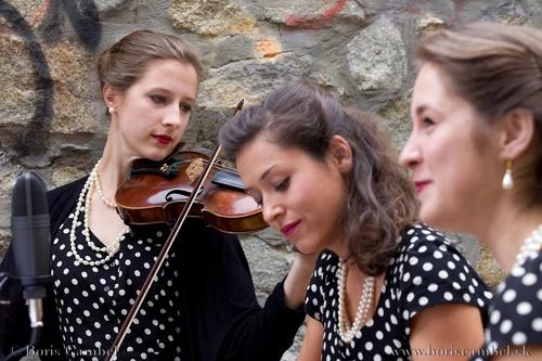 Paper Moon Trio / júl 2014