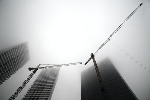 Urbanizovaná a industriálna krajina
