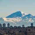 Vancouver and Mt.Baker