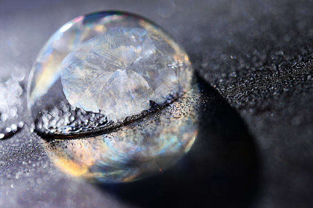 klenoty z  bubliny
