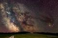 Fotografovanie Mliečnej dráhy